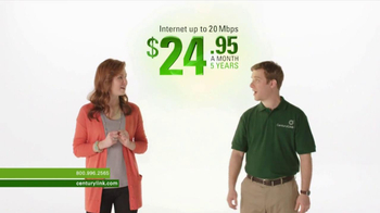 CenturyLink TV Spot, 'Totally Switching' - Thumbnail 4