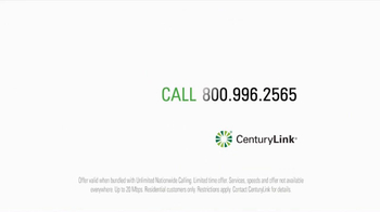 CenturyLink TV Spot, 'Totally Switching' - Thumbnail 6