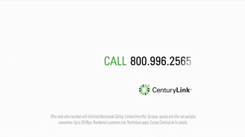 CenturyLink TV Spot, 'Totally Switching' - Thumbnail 7