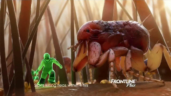 Frontline TV Spot, 'Ninja Flea Killer' - Thumbnail 7