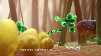 Frontline TV Spot, 'Ninja Flea Killer' - Thumbnail 8