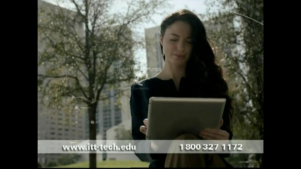 ITT Technical Institute TV Commercial, 'School of Electronic Technology'