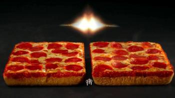Little Caesars Deep, Deep Dish Pizza TV Spot, 'Shrunken Scientists' - Thumbnail 9