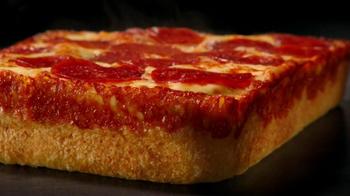Little Caesars Deep, Deep Dish Pizza TV Spot, 'Shrunken Scientists' - Thumbnail 1