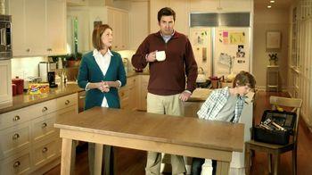 Eggo Wafflers TV Spot, 'Crooked Table'
