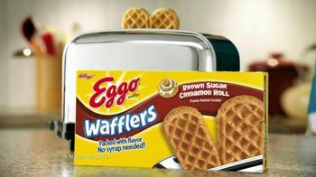 Eggo Wafflers TV Spot, 'Crooked Table' - Thumbnail 6