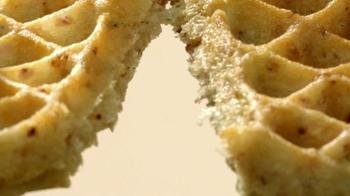 Eggo Wafflers TV Spot, 'Crooked Table' - Thumbnail 8
