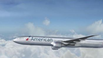 American Airlines International Wi-Fi TV Spot, 'Veterans of the Sky' - Thumbnail 9