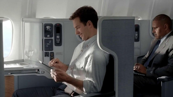 American Airlines International Wi-Fi TV Spot, 'Veterans of the Sky' - 1344 commercial airings