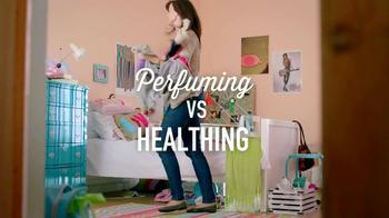 Lysol Disinfectant Spray TV Spot, 'Perfuming vs Healthing' - Thumbnail 1