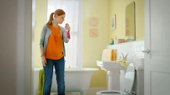 Lysol Disinfectant Spray TV Spot, 'Perfuming vs Healthing' - Thumbnail 5