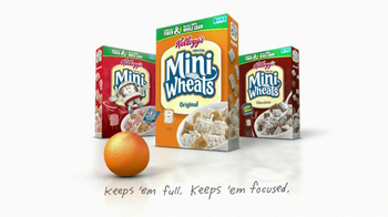 Frosted Mini-Wheats TV Spot, 'Studying' - Thumbnail 10