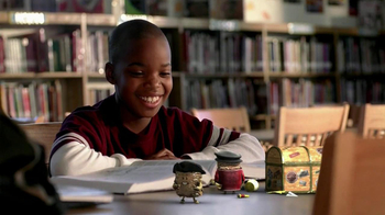 Frosted Mini-Wheats TV Spot, \'Studying\'