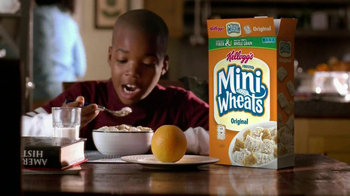 Frosted Mini-Wheats TV Spot, 'Studying' - Thumbnail 7