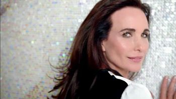 L'Oreal Visible Lift TV Spot 'Serious Business' Feat. Andie MacDowell - 563 commercial airings