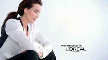 L'Oreal Visible Lift TV Spot 'Serious Business' Feat. Andie MacDowell - Thumbnail 1