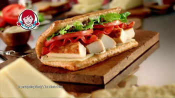 Wendy's Flatbread Grilled Chicken TV Spot, 'Cracker in the Cup Holder' - Thumbnail 6