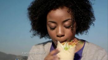 McDonald's Premium McWrap TV Spot, 'Something New to Love' - Thumbnail 9