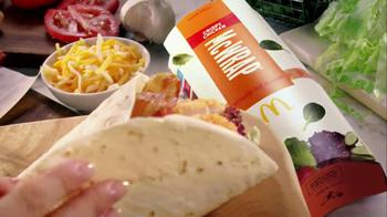 McDonald's Premium McWrap TV Spot, 'Something New to Love' - Thumbnail 5