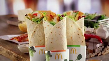 McDonald's Premium McWrap TV Spot, 'Something New to Love' - Thumbnail 6
