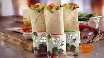 McDonald's Premium McWrap TV Spot, 'Something New to Love' - Thumbnail 7