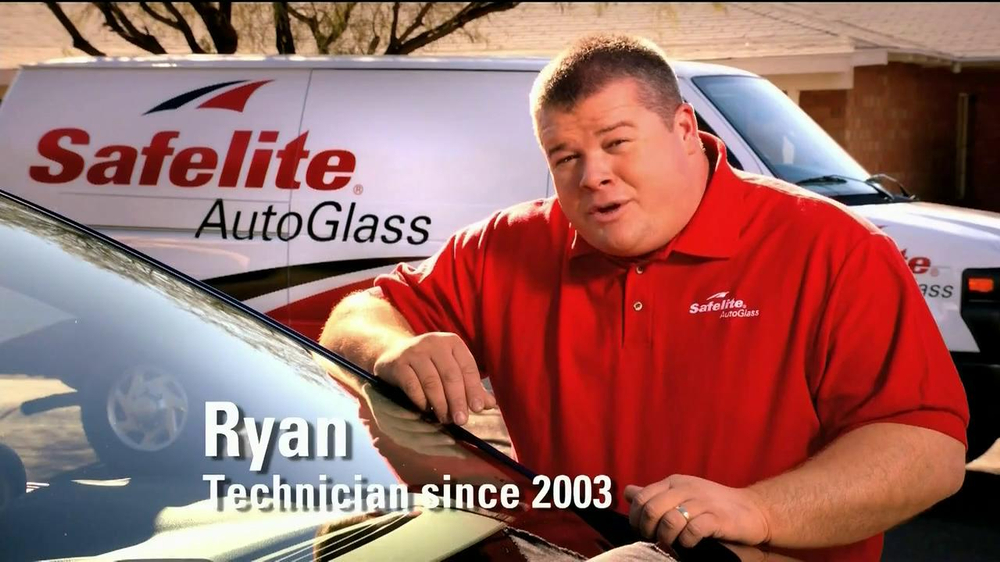 Safelite Auto Glass TV Commercial, 'Safelite Advantage'