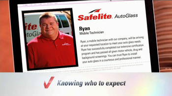 Safelite Auto Glass TV Spot, 'Safelite Advantage' - Thumbnail 5