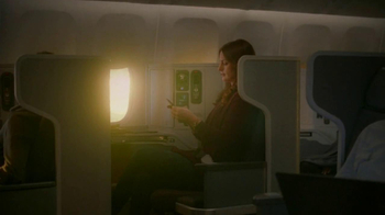 American Airlines Lie-Flat Seats TV Spot, 'Exhausting Business' - Thumbnail 2