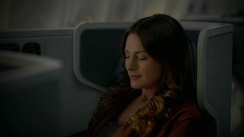 American Airlines Lie-Flat Seats TV Spot, 'Exhausting Business' - 1425 commercial airings