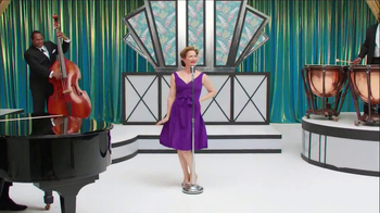 Weight Watchers Online TV Spot, 'Big Band' Featuring Ana Gasteyer
