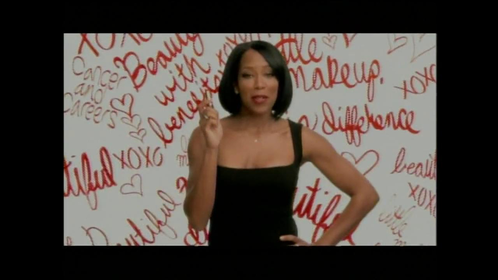 QVC TV Commercial, 'Beauty with Benefits' Featuring Regina King
