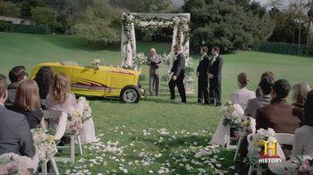 Mercedes-Benz TV Spot, 'Top Gear Wedding' - 5 commercial airings