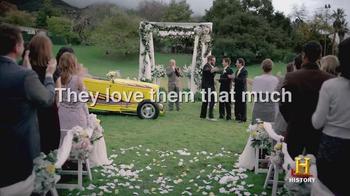 Mercedes-Benz TV Spot, 'Top Gear Wedding' - Thumbnail 6
