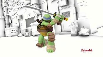 Nabi TV Spot, 'Teenage Mutant Ninja Turtles Accessories' - Thumbnail 2