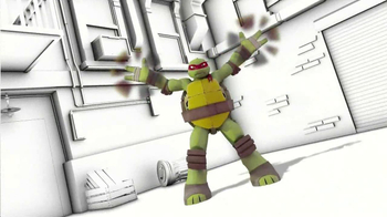 Nabi TV Spot, 'Teenage Mutant Ninja Turtles Accessories' - Thumbnail 3