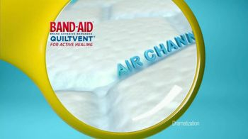 Band-Aid TV Spot, 'Quiltvent'  - Thumbnail 5