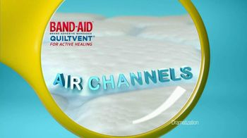 Band-Aid TV Spot, \'Quiltvent\'