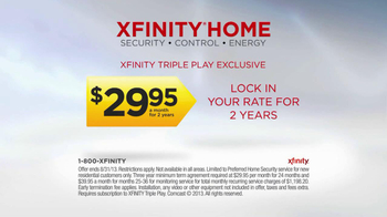 Xfinity Home TV Spot, 'Total Home Security' - Thumbnail 10