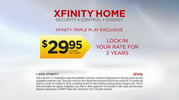 Xfinity Home TV Spot, 'Total Home Security' - Thumbnail 9