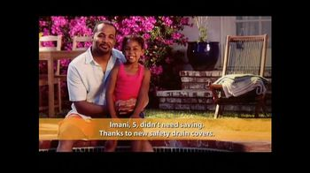 U.S. Consumer Product Safety Commission TV Spot, 'Pool Safely' - 246 commercial airings