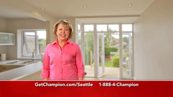 Champion Factory Direct TV Spot For Patio - Thumbnail 1