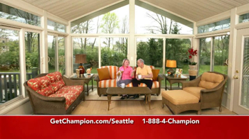 Champion Factory Direct TV Spot For Patio - Thumbnail 2