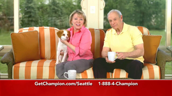 Champion Factory Direct TV Spot For Patio - Thumbnail 3