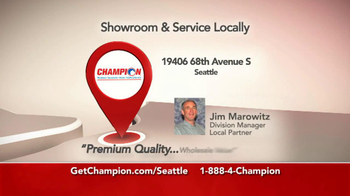 Champion Factory Direct TV Spot For Patio - Thumbnail 9