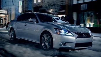 Lexus TV Spot, 'A Little Weather' Song by Malachai - Thumbnail 8