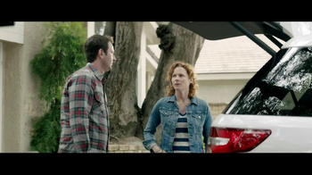 2013 Ford Explorer TV Spot, 'Wet or Wild' - Thumbnail 6