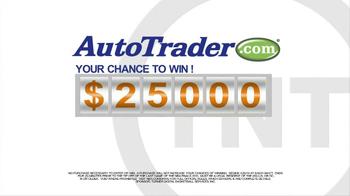 AutoTrader.com TV Spot, 'Win $2500' - Thumbnail 1
