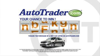 AutoTrader.com TV Spot, 'Win $2500' - Thumbnail 3