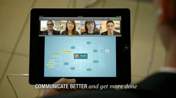 Citrix GoToMeeting TV Spot, 'The Mindjet Story' - Thumbnail 8