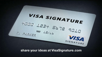 VISA Signature TV Spot, 'Strength Training' Featuring Patrick Willis - Thumbnail 10